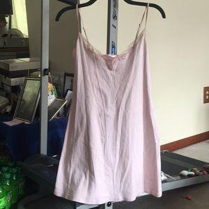 Victoria's Secret Pink Chemise Nightie M